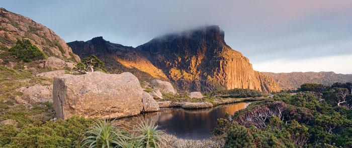 Mount Anne, Tasmanian Wilderness World Heritage Area – Creative Commons Licence, JJ Harrison.